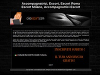http://www.ciaoescort.com/